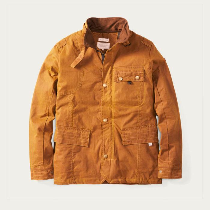 Mustard Bexley Jacket | Bombinate