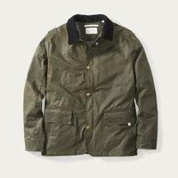 Olive Boarder Jacket | Bombinate