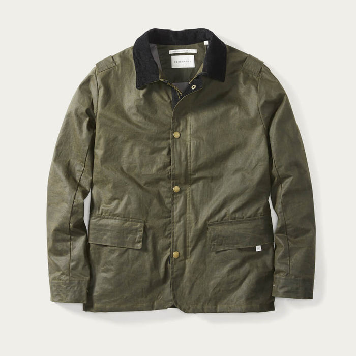 Olive Boulder Jacket | Bombinate