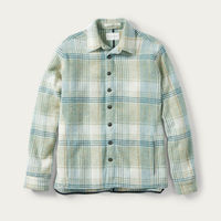 Rex Wool Blanket Shirt | Bombinate