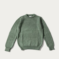 Myrtle 1Kg Wool & Linen Sweater | Bombinate