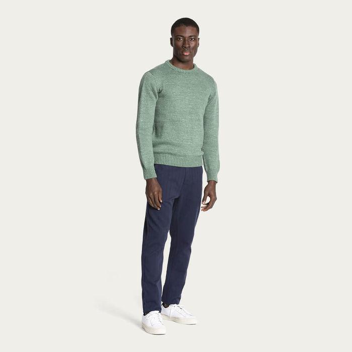 Myrtle 1Kg Wool & Linen Sweater | Bombinate