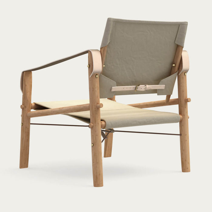 Natural Nomad Chair | Bombinate