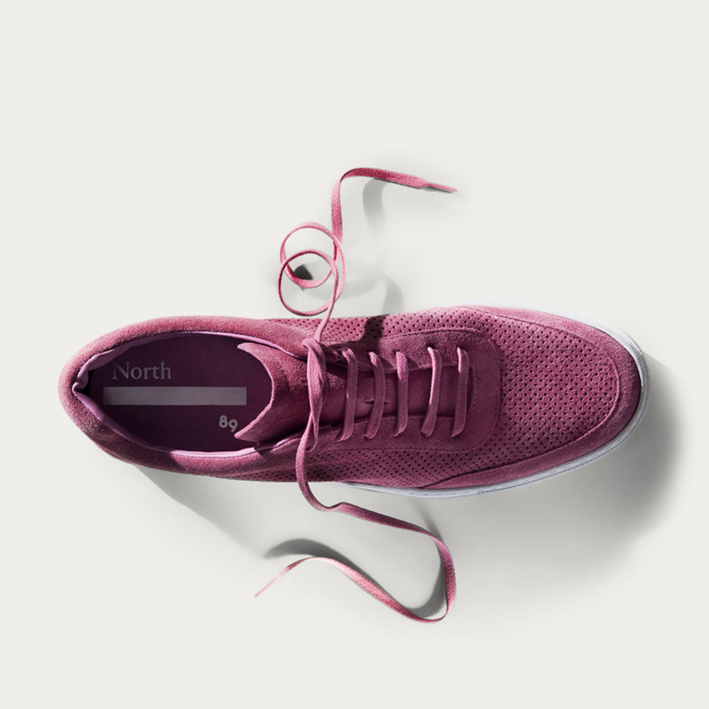 No-2 Pastel Pink Breathable Sneakers   Bombinate