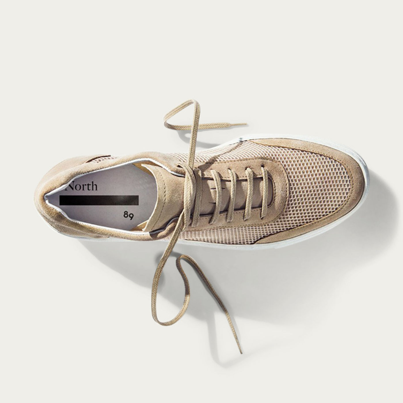 No-2 Sand Breathable Sneakers | Bombinate
