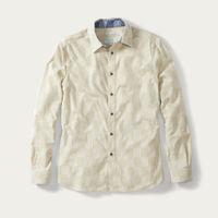 Oatmeal Gibson Shirt | Bombinate