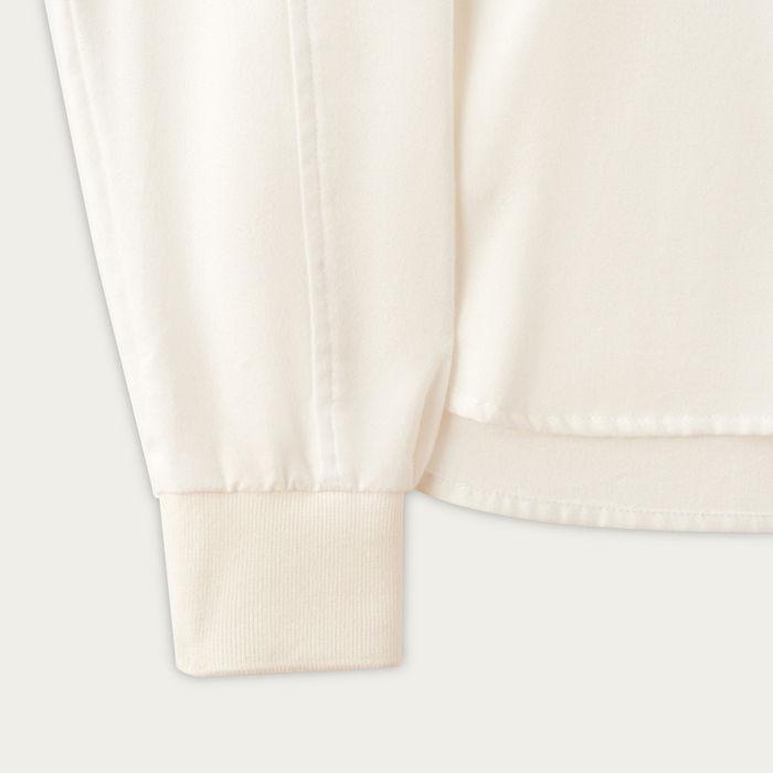 Polar White Cotton Shawl Collar Casual Shirt  | Bombinate