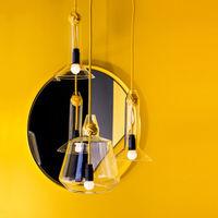 Yellow Small Knot Lamp | Bombinate