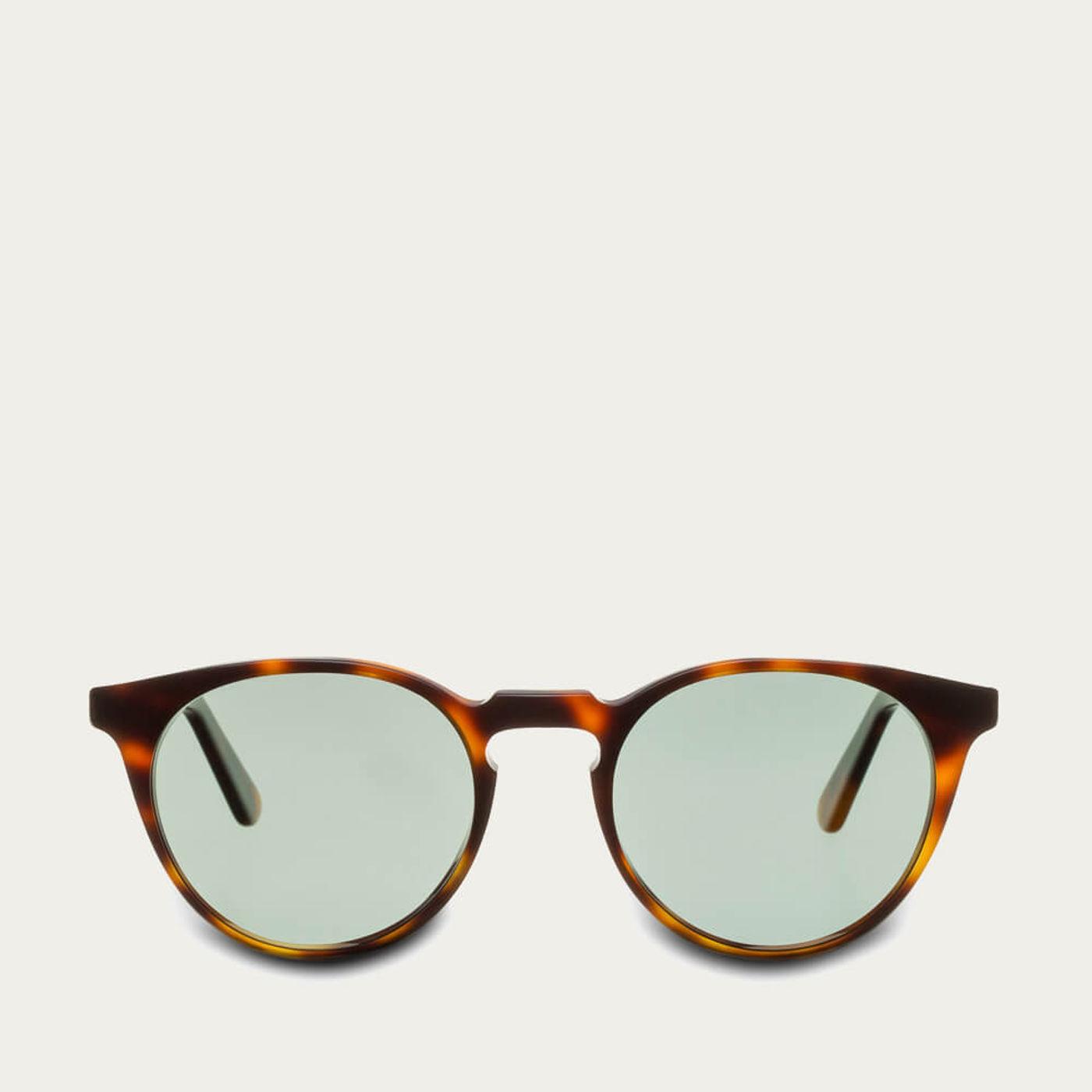 Dark Brown Roest Polarized Sunglasses | Bombinate