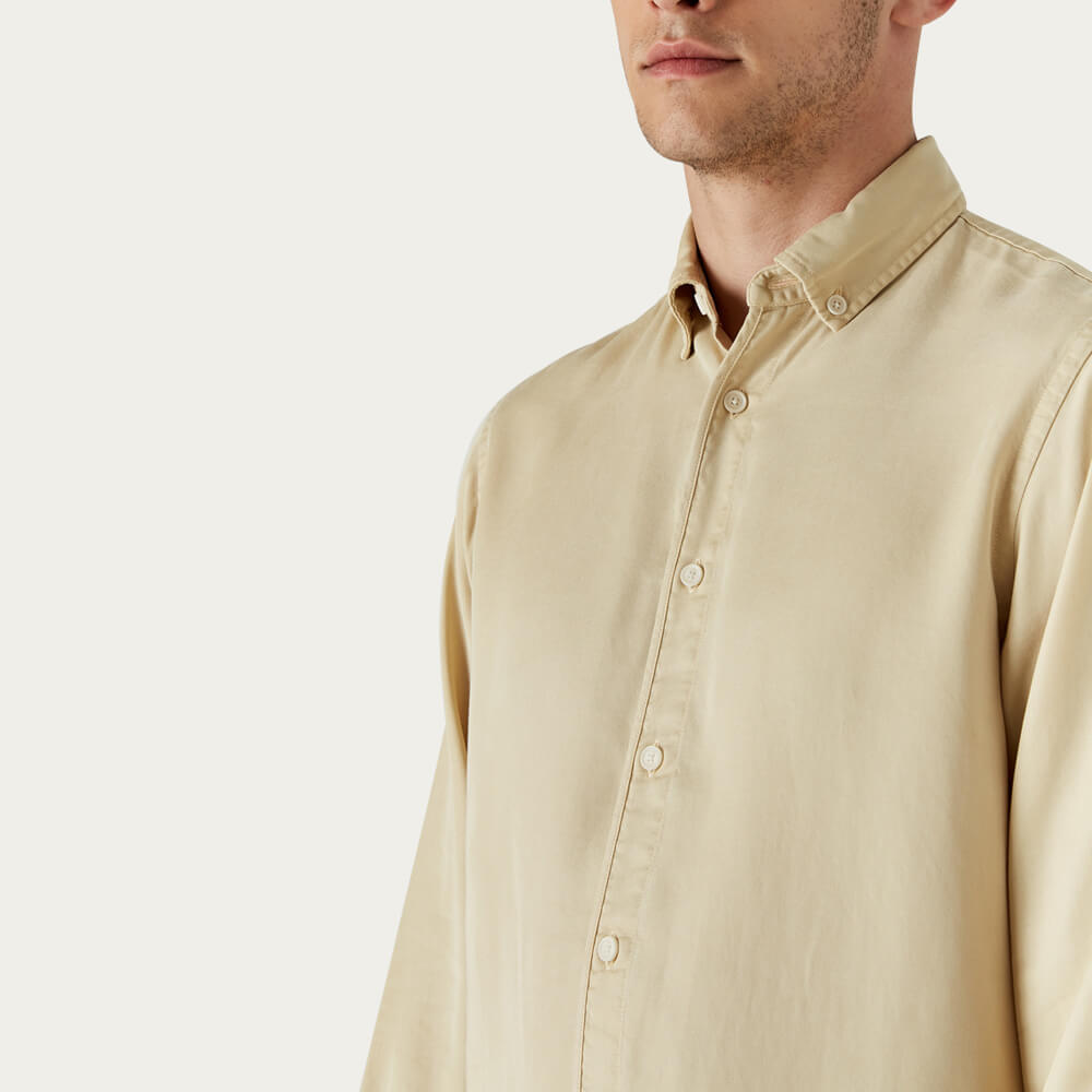 Off Canvas Bampton Shirt | Bombinate