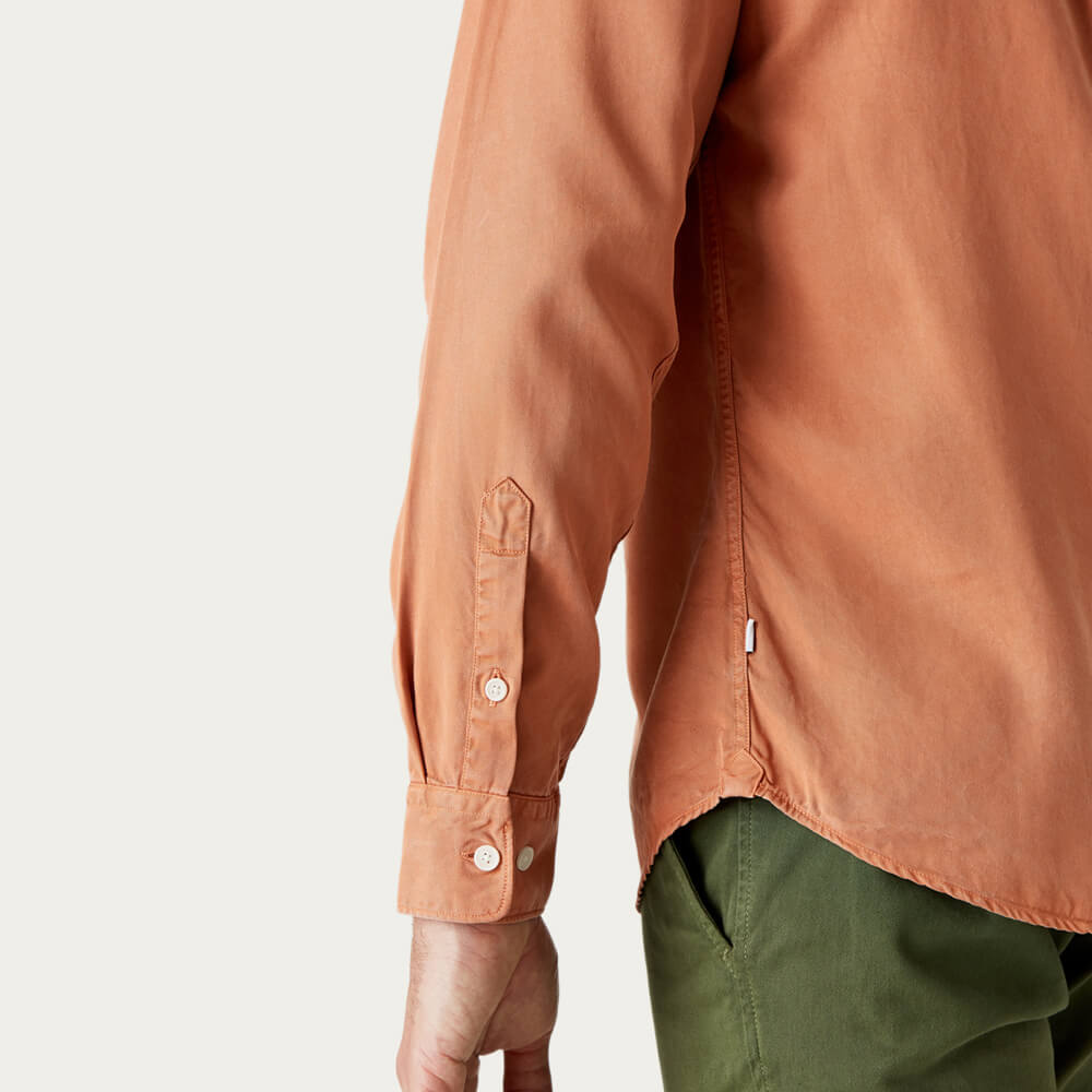 Painter'S Ochre Bampton Shirt | Bombinate