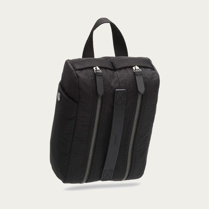 Raven/Black M/S Double Dopp-kit   Bombinate