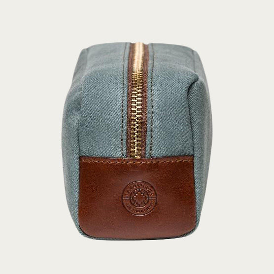 Aqua Mini Dopp Kit  | Bombinate