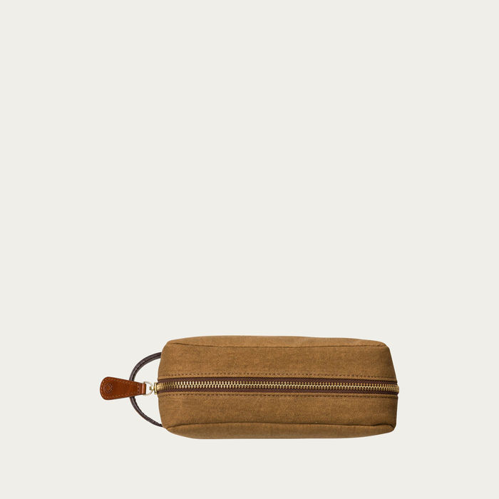 Mustard Mini Dopp Kit  | Bombinate