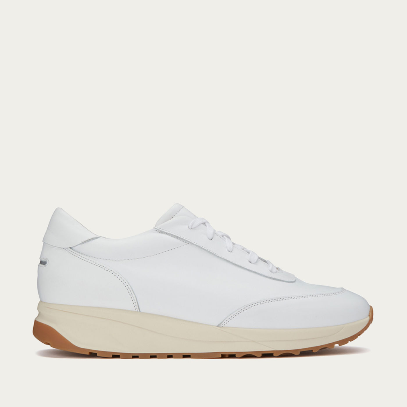 White Leather Trinity  | Bombinate