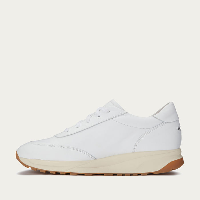 White Leather Trinity    Bombinate