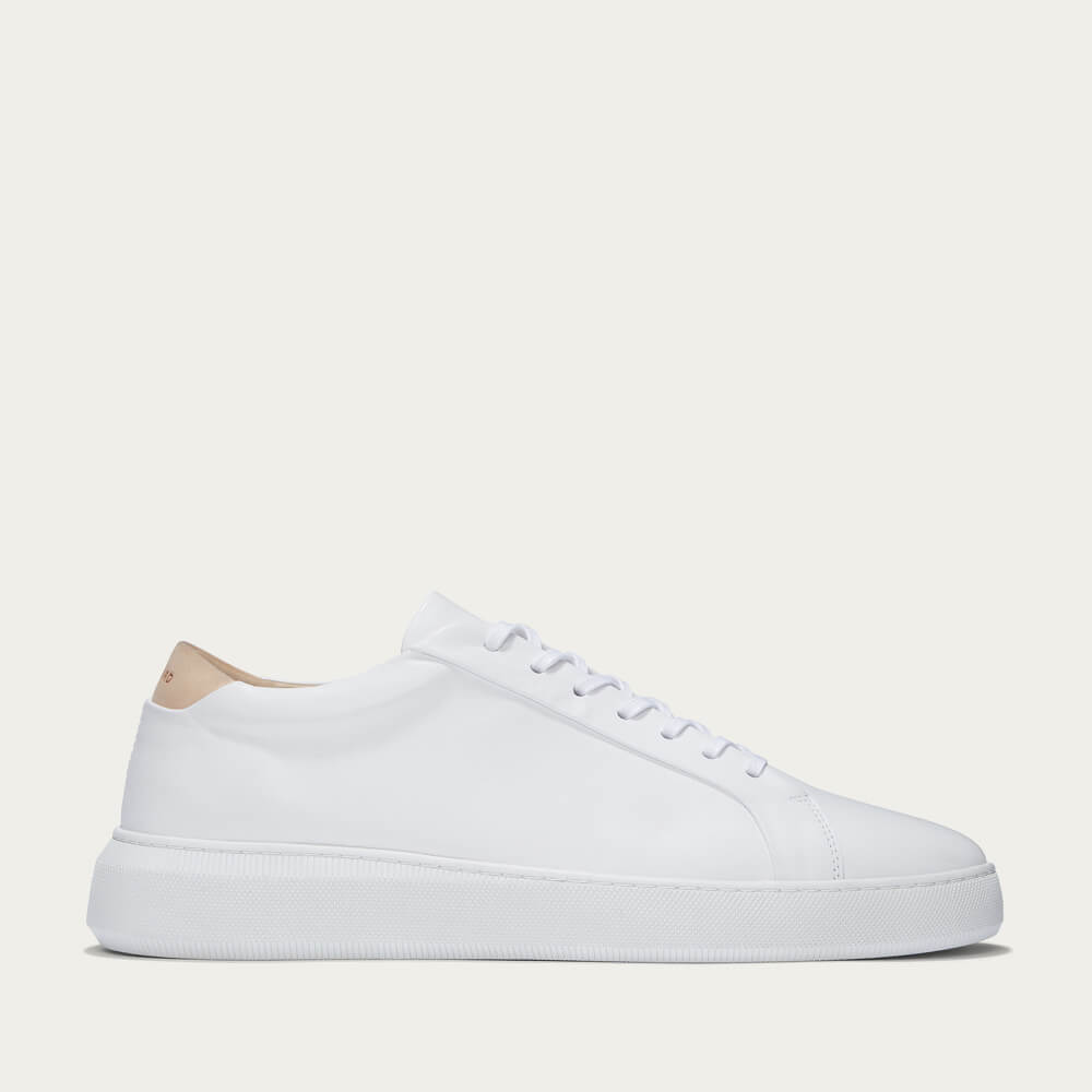 White Series 8 Sneakers | Bombinate