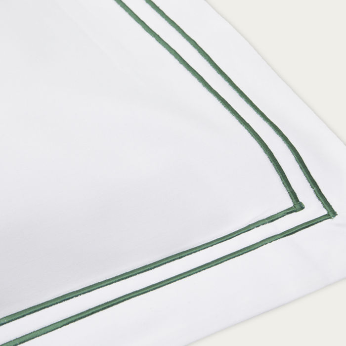 Green The Cairo Collection Set (Embroidered) Core | Bombinate
