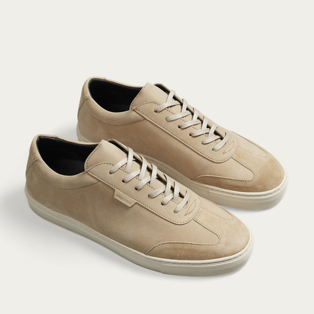 Stone Nubuck Series 3 Sneakers | Bombinate