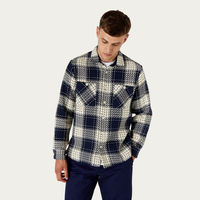 Whiting Shirt Marine Beatnik | Bombinate