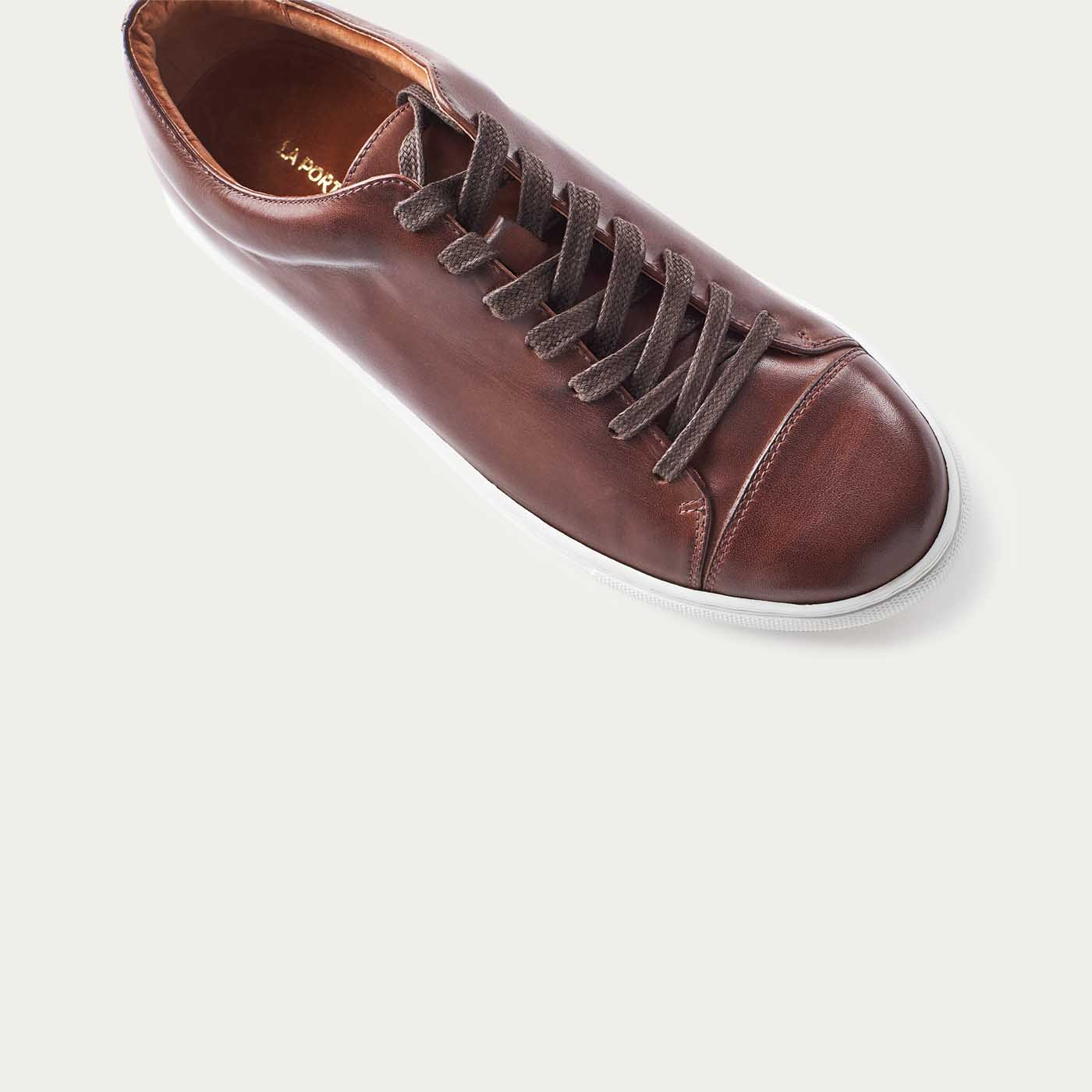 Chocolate Alex Sneaker    2