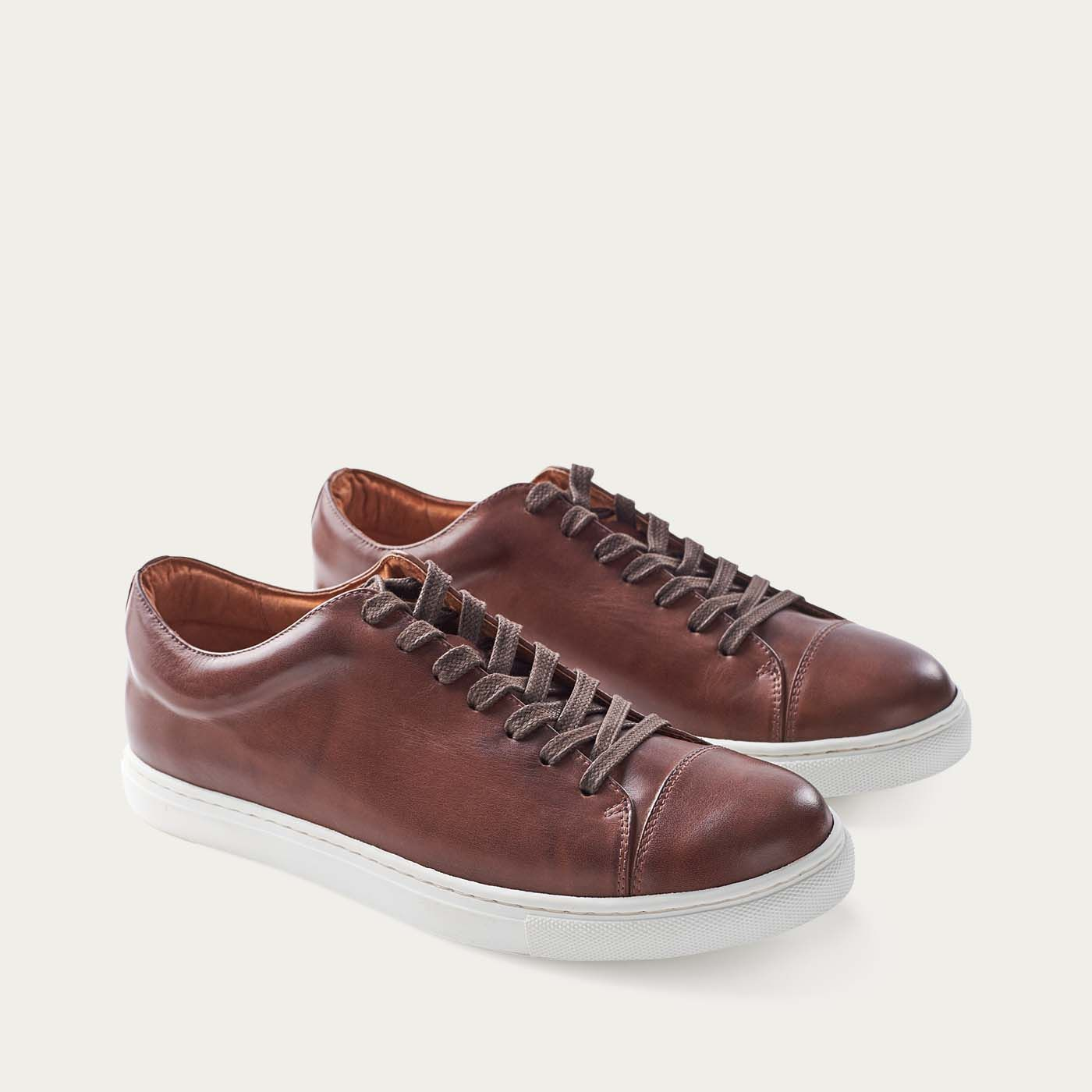 Chocolate Alex Sneaker    1