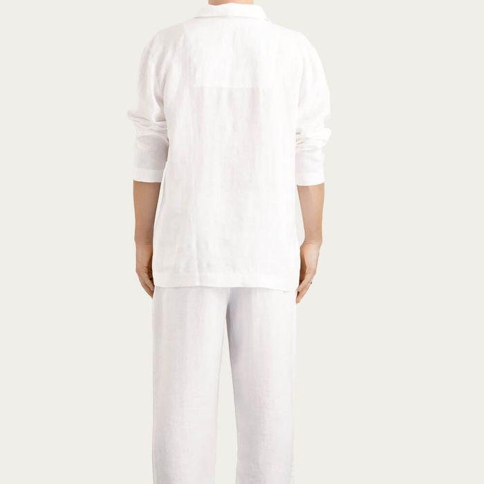 White Hop Pyjamas | Bombinate
