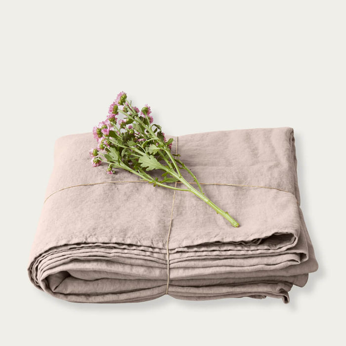 Portobello Washed Linen Bed Set | Bombinate