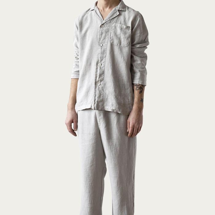 Light Grey Hop Pyjamas | Bombinate