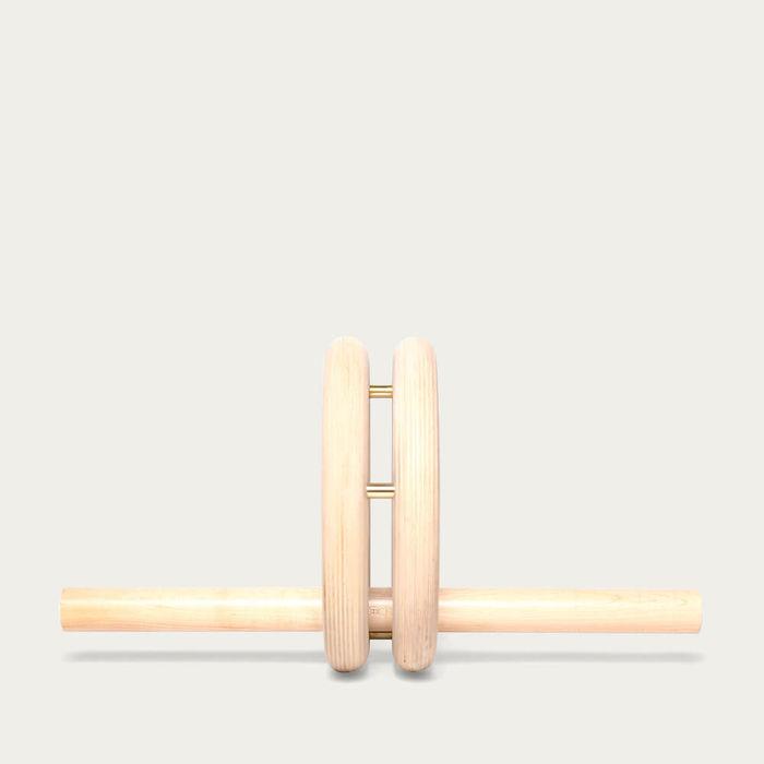 Maple Abdominal Roller | Bombinate