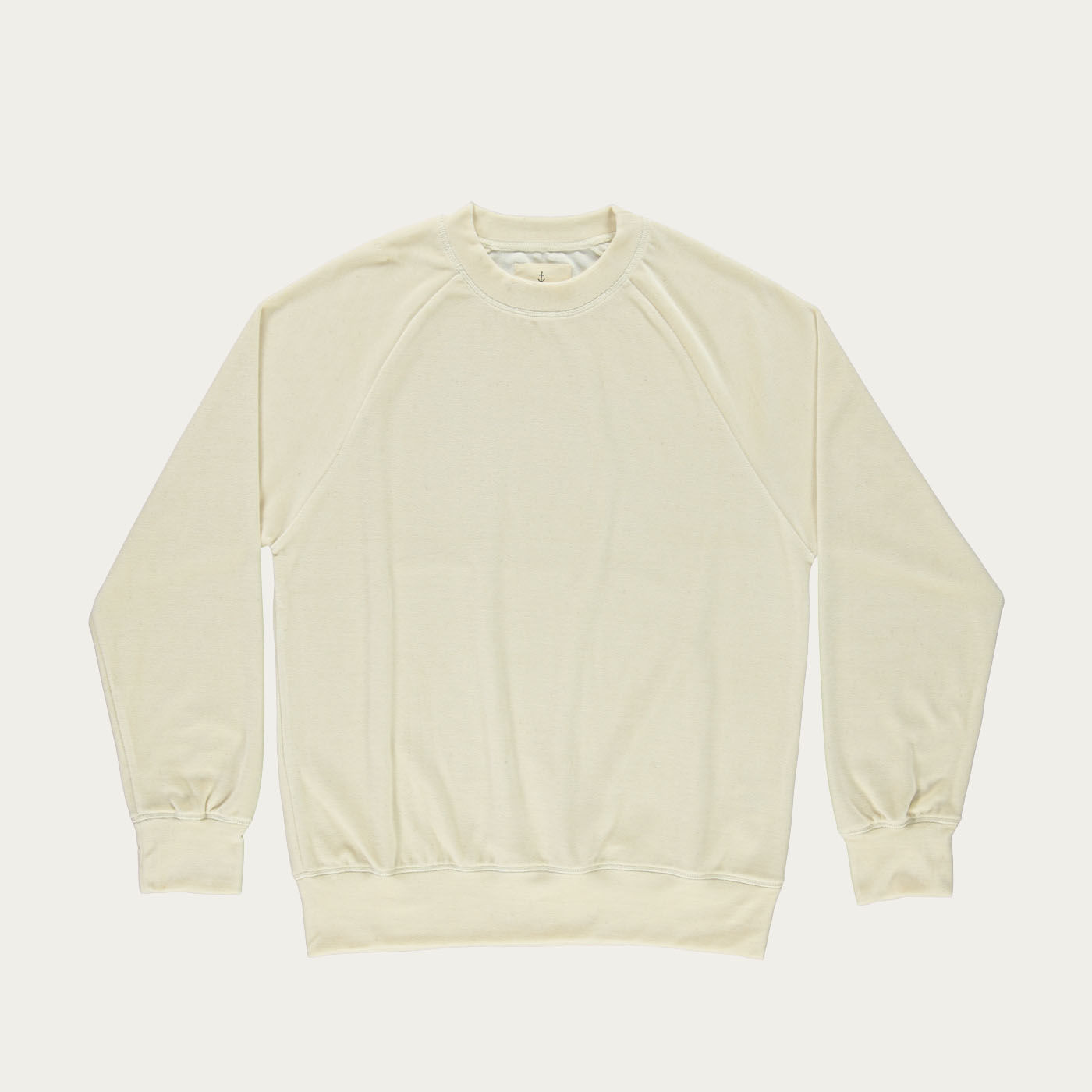 Off-White Velour Cunha Sweatshirt	 | Bombinate