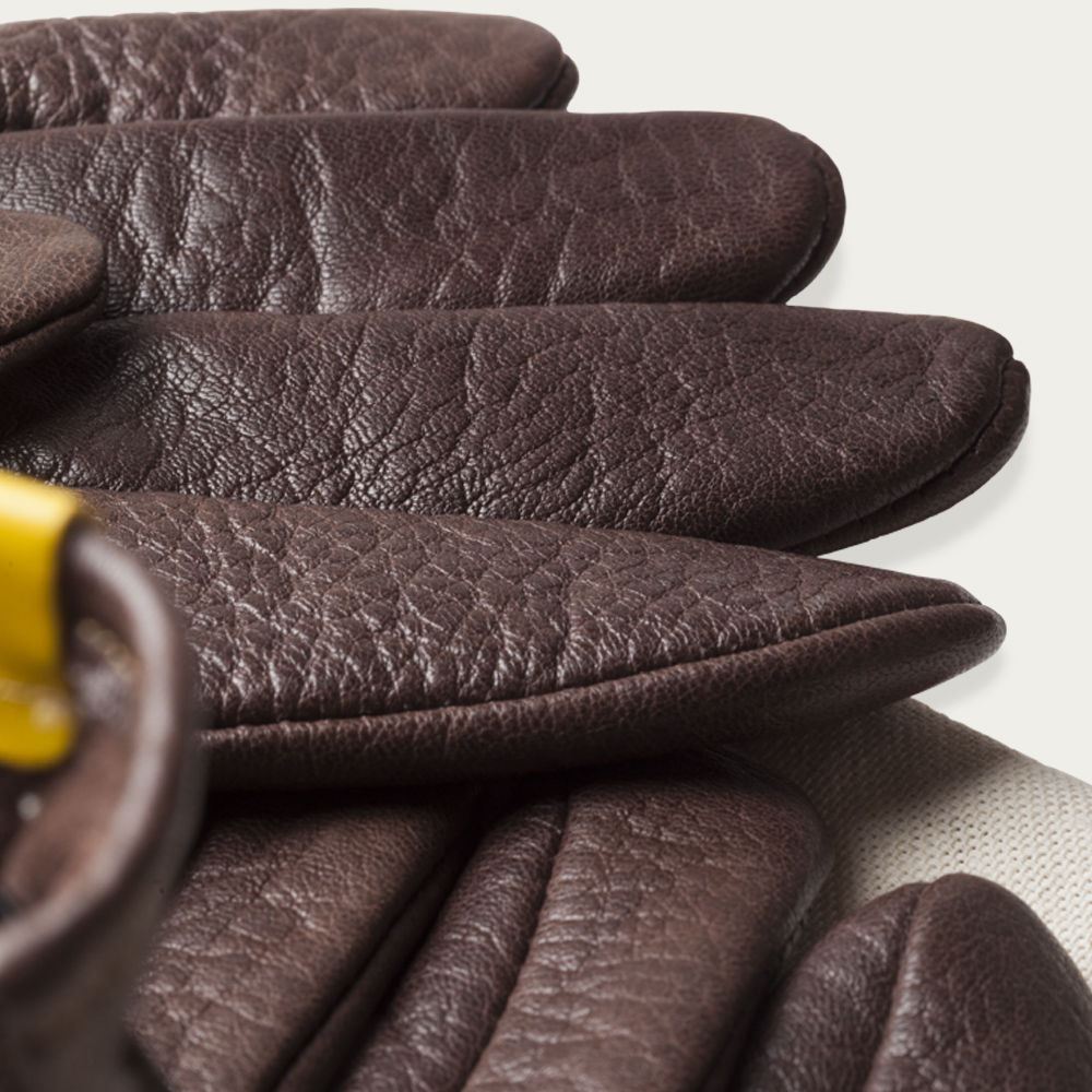 Black Coffee Rascal Gloves    Bombinate