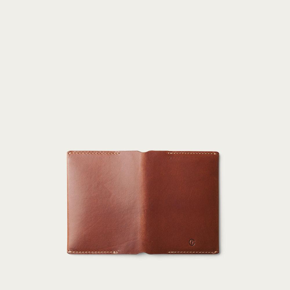 Roasted Tolimita Cardholder  | Bombinate