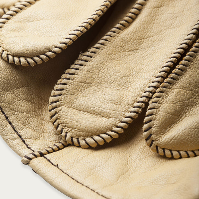 Cream Rascal Gloves  | Bombinate