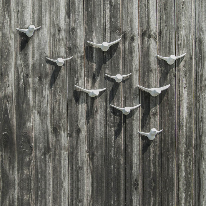 Large Flock (8 Birds) | Bombinate