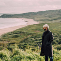 Charcoal The Permanent Style Donegal Overcoat | Bombinate