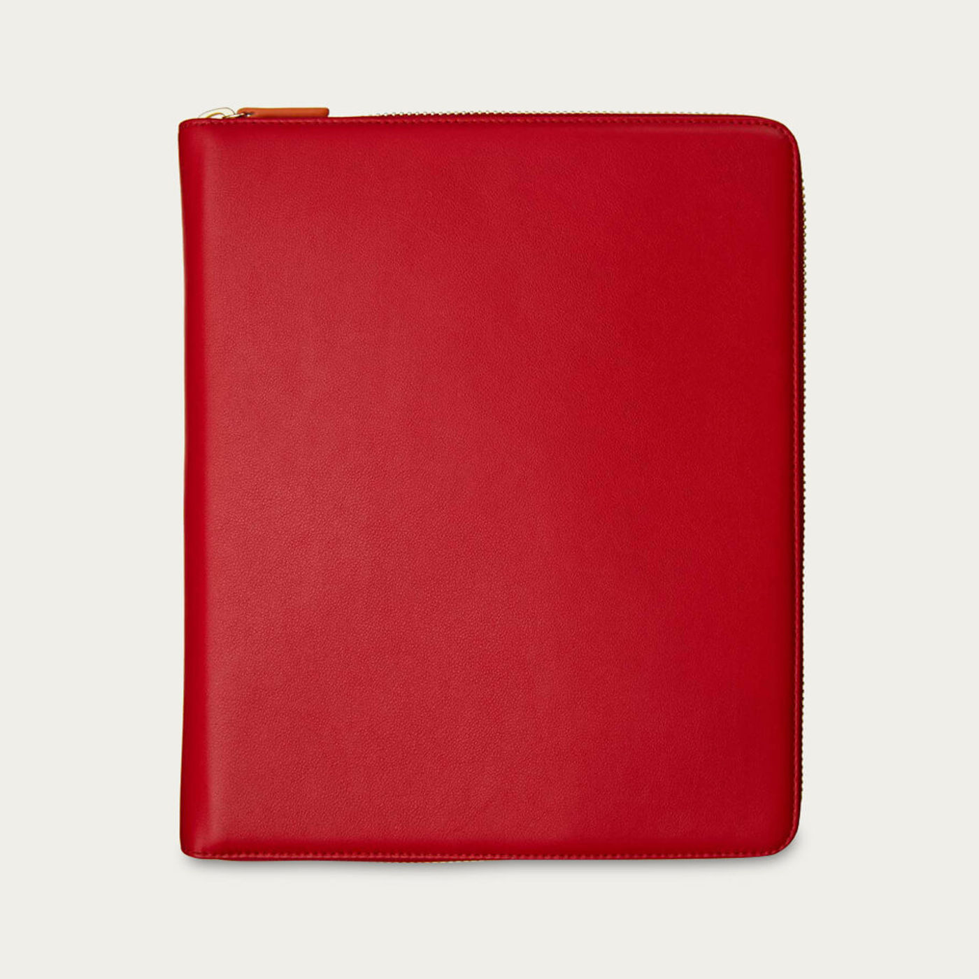 Ridge Red The World Class Leather Tech Case | Bombinate