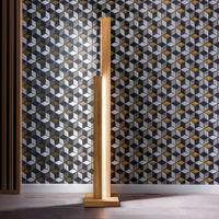 Oiled Oak Horizon II Floor Lamp | Bombinate