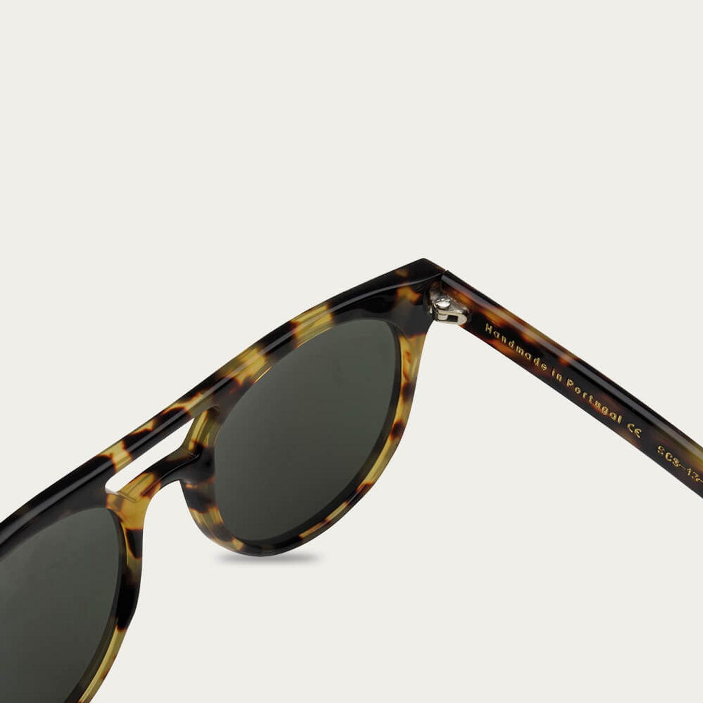 Tortoise Karma Sunglasses | Bombinate