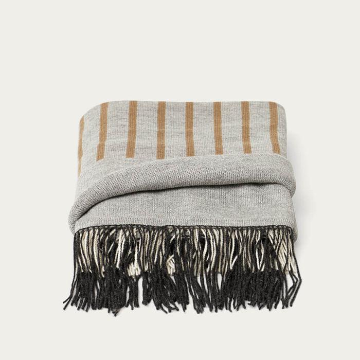 Pattern Grey Aymara Plaid | Bombinate