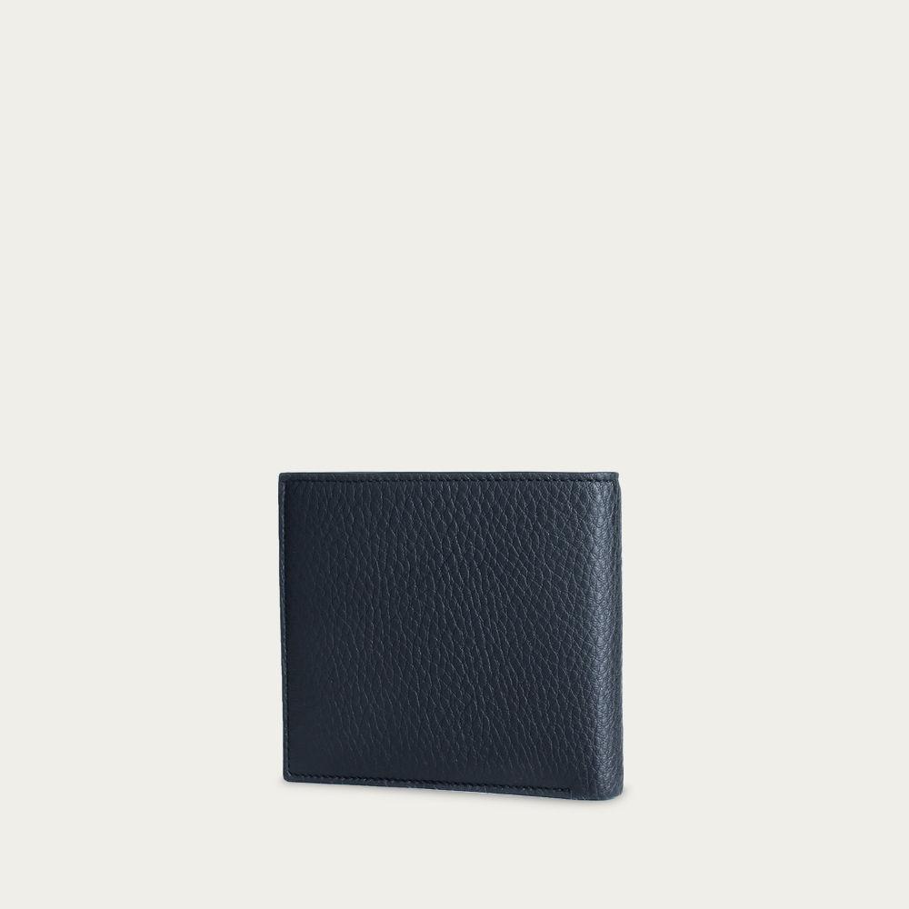 Navy Billfold Wallet | Bombinate