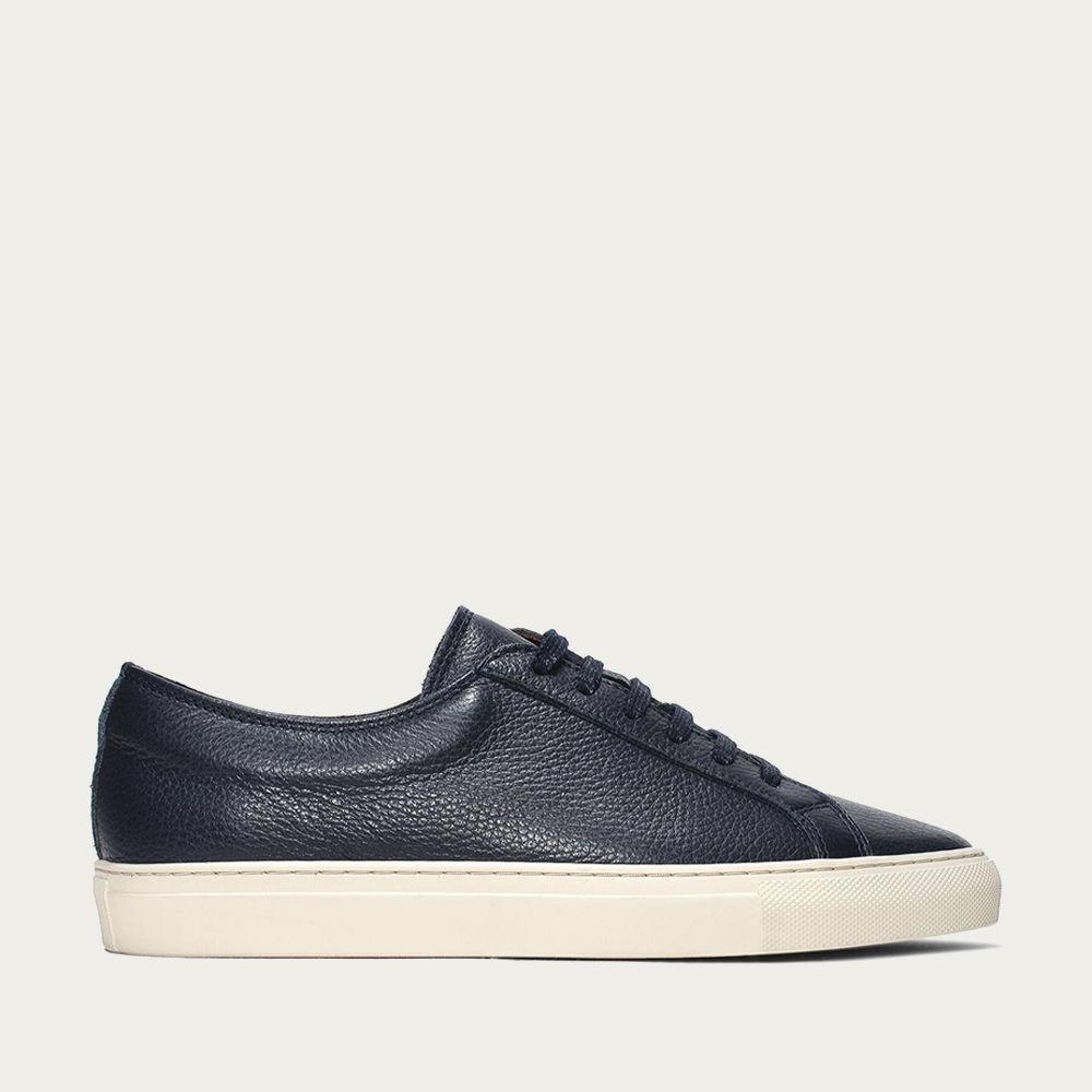 Navy Cambridge Sneaker | Bombinate