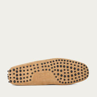 Sand Suede Driving Shoes | Bombinate