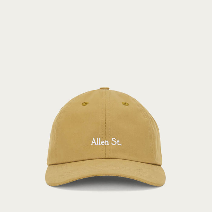 Khaki Gary - Cotton Twill Hat | Bombinate