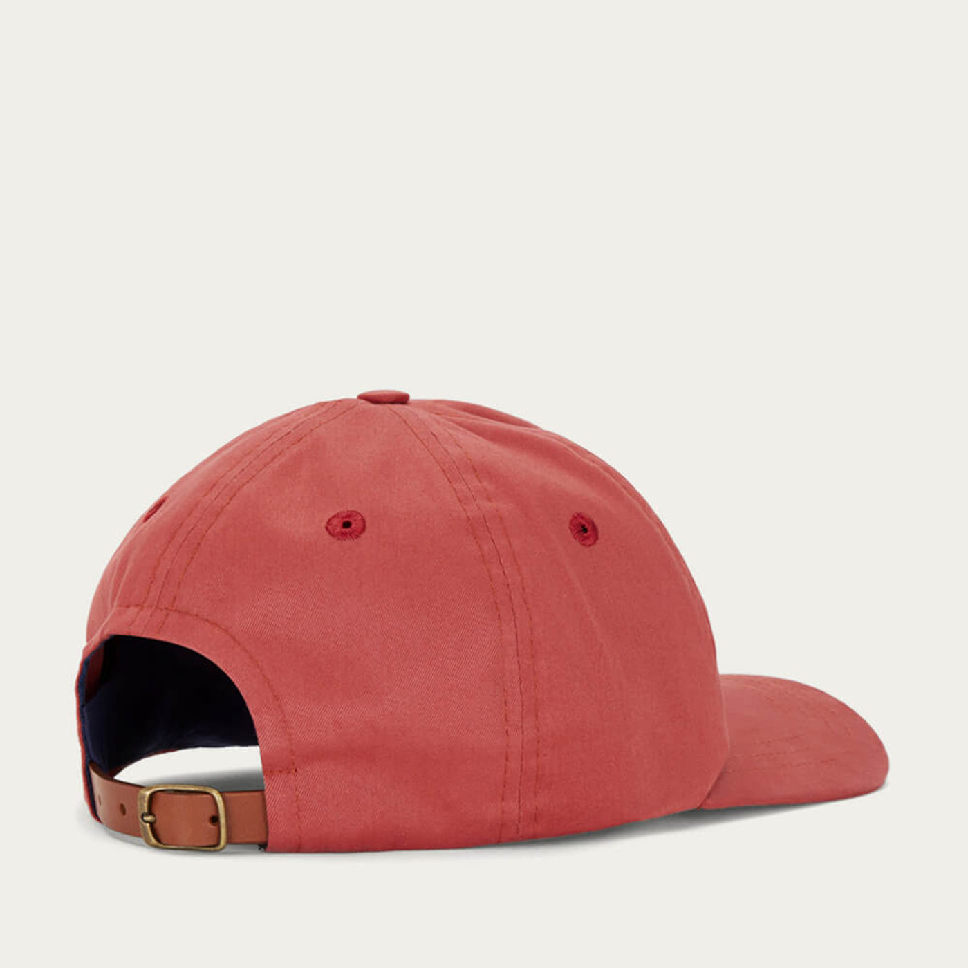 Terracotta Gary - Cotton Twill Hat | Bombinate