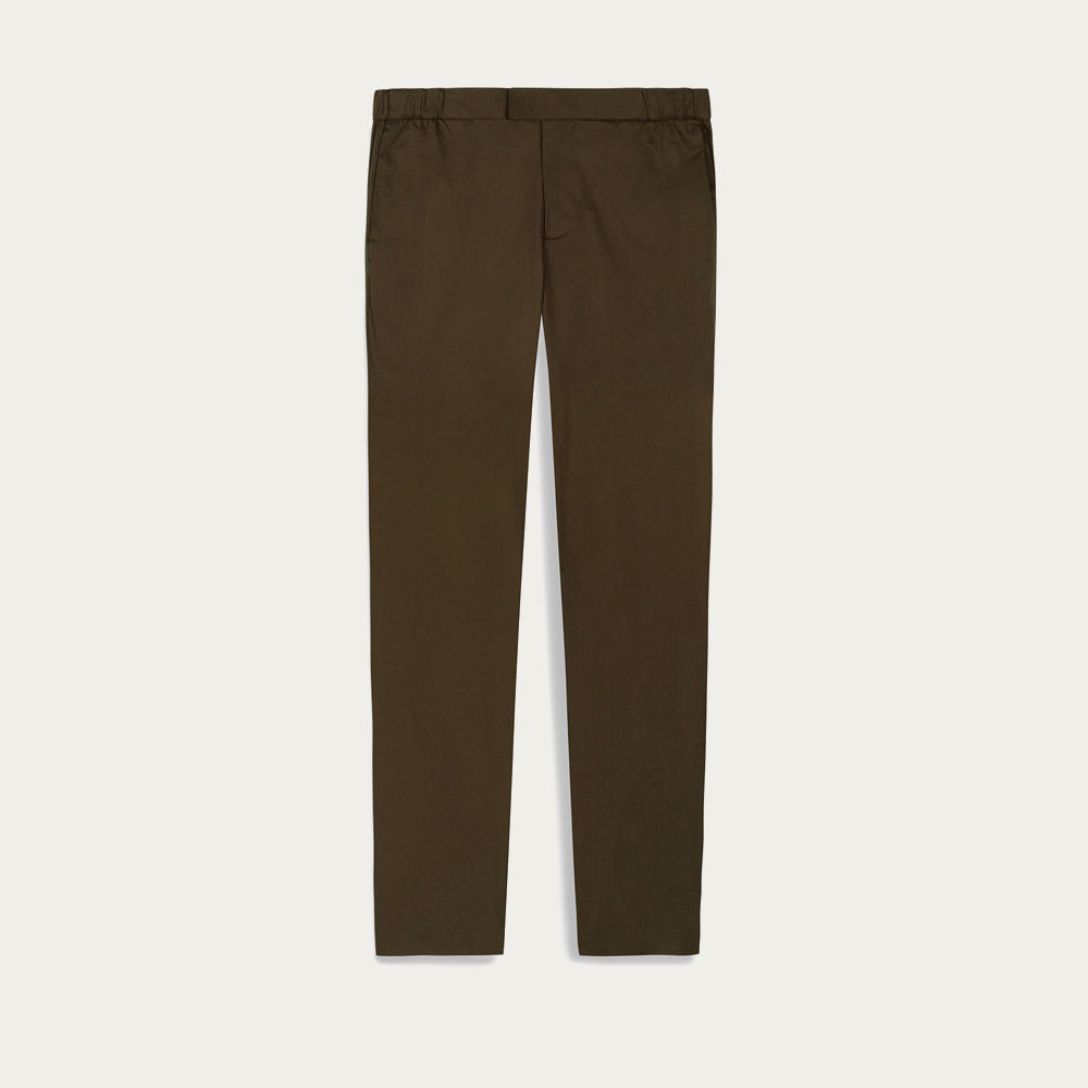 Khaki 24 Trouser   | Bombinate