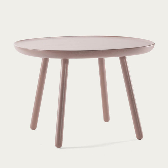 Dusty Pink Naive Side Tables | Bombinate