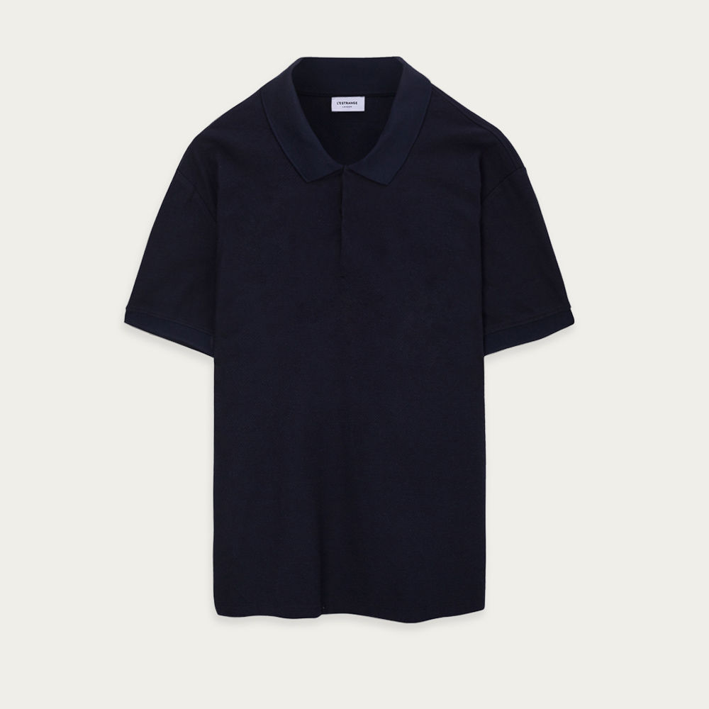 Navy Polo | Bombinate