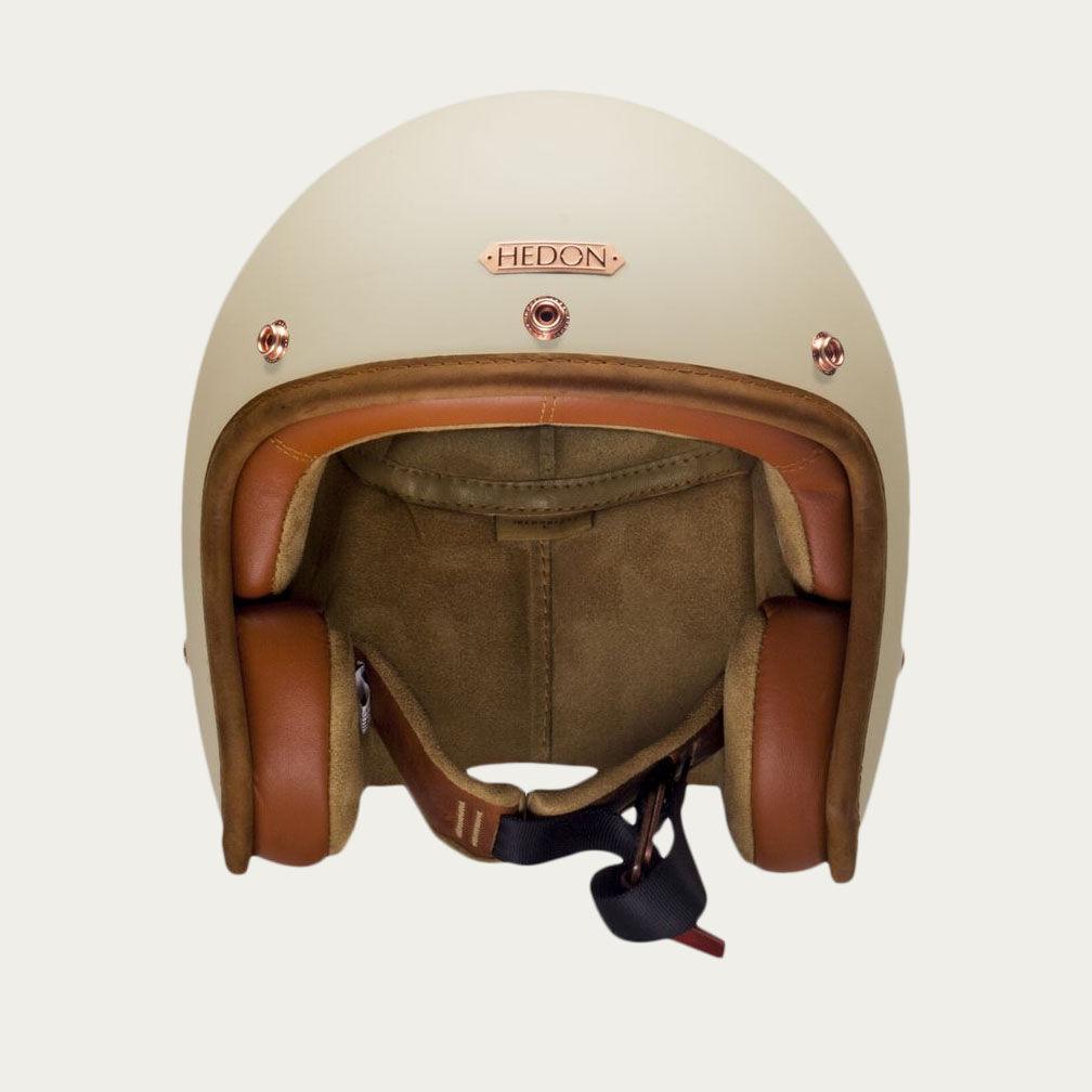 Cream Hedonist Helmet | Bombinate
