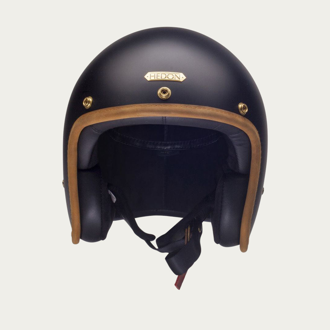 Black Hedonist Stable Helmet | Bombinate